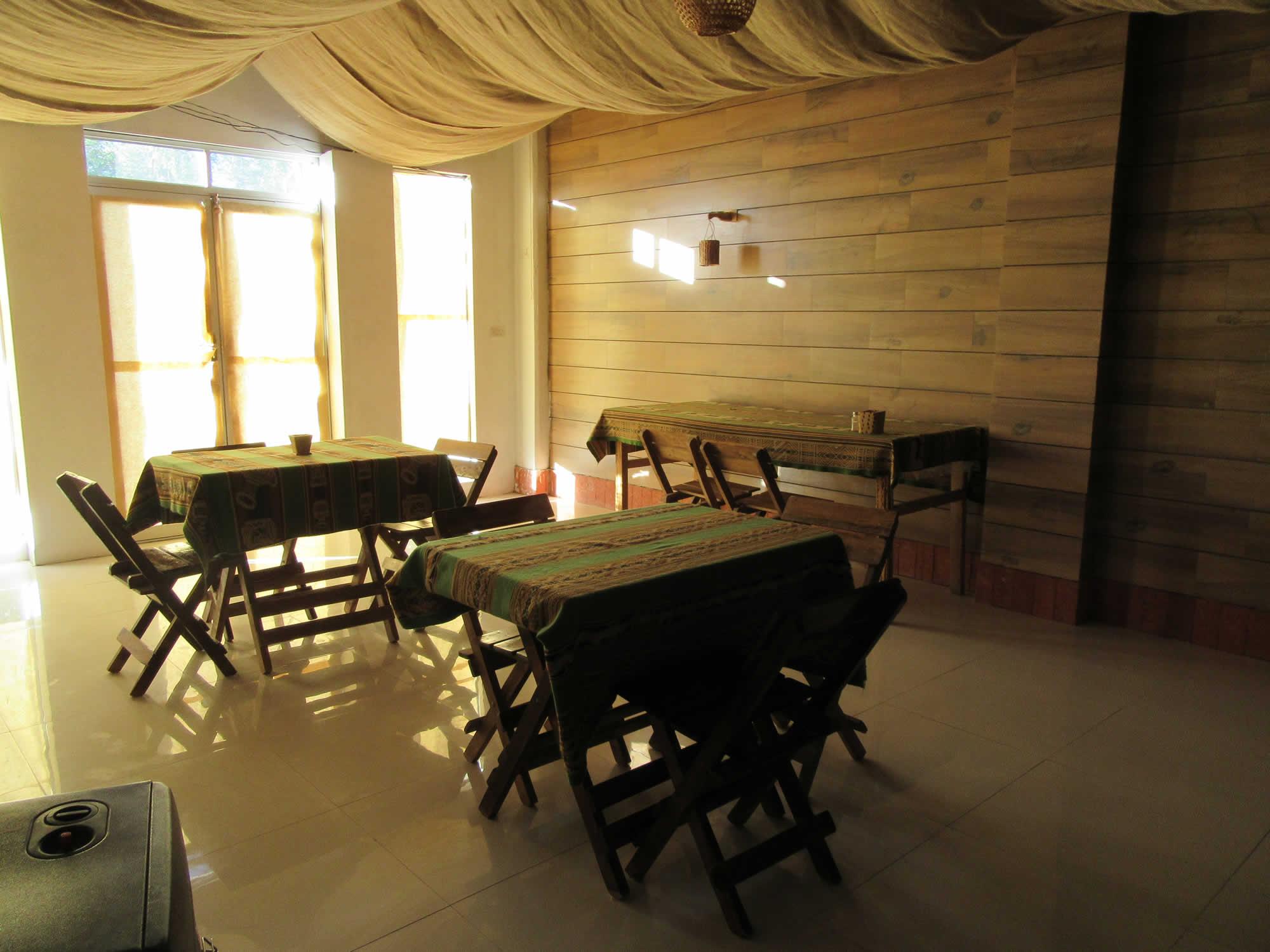 Casa Andina hotel restaurant