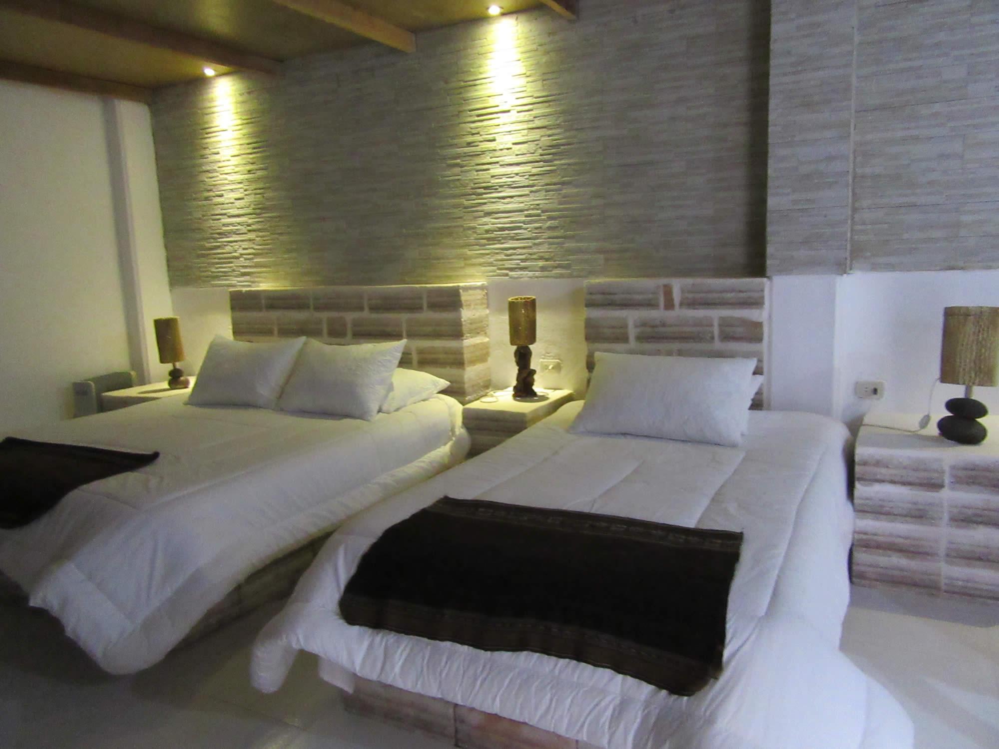 Casa Andina hotel bedroom