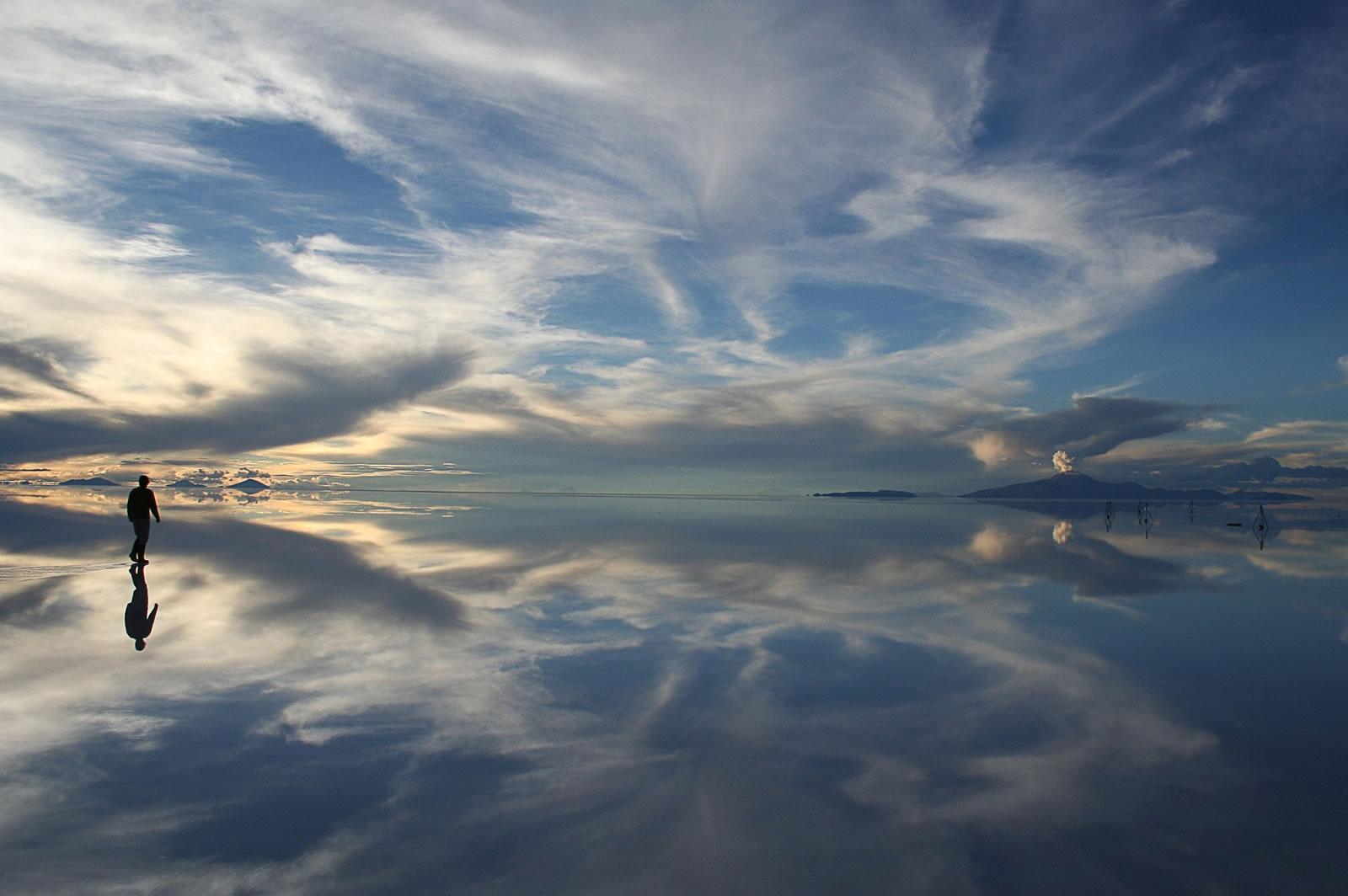 Uyuni Reflection