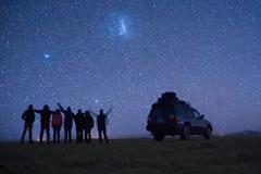 Take great photos during the stargazing tour.