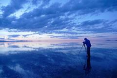 Sky, clouds, sunrise.