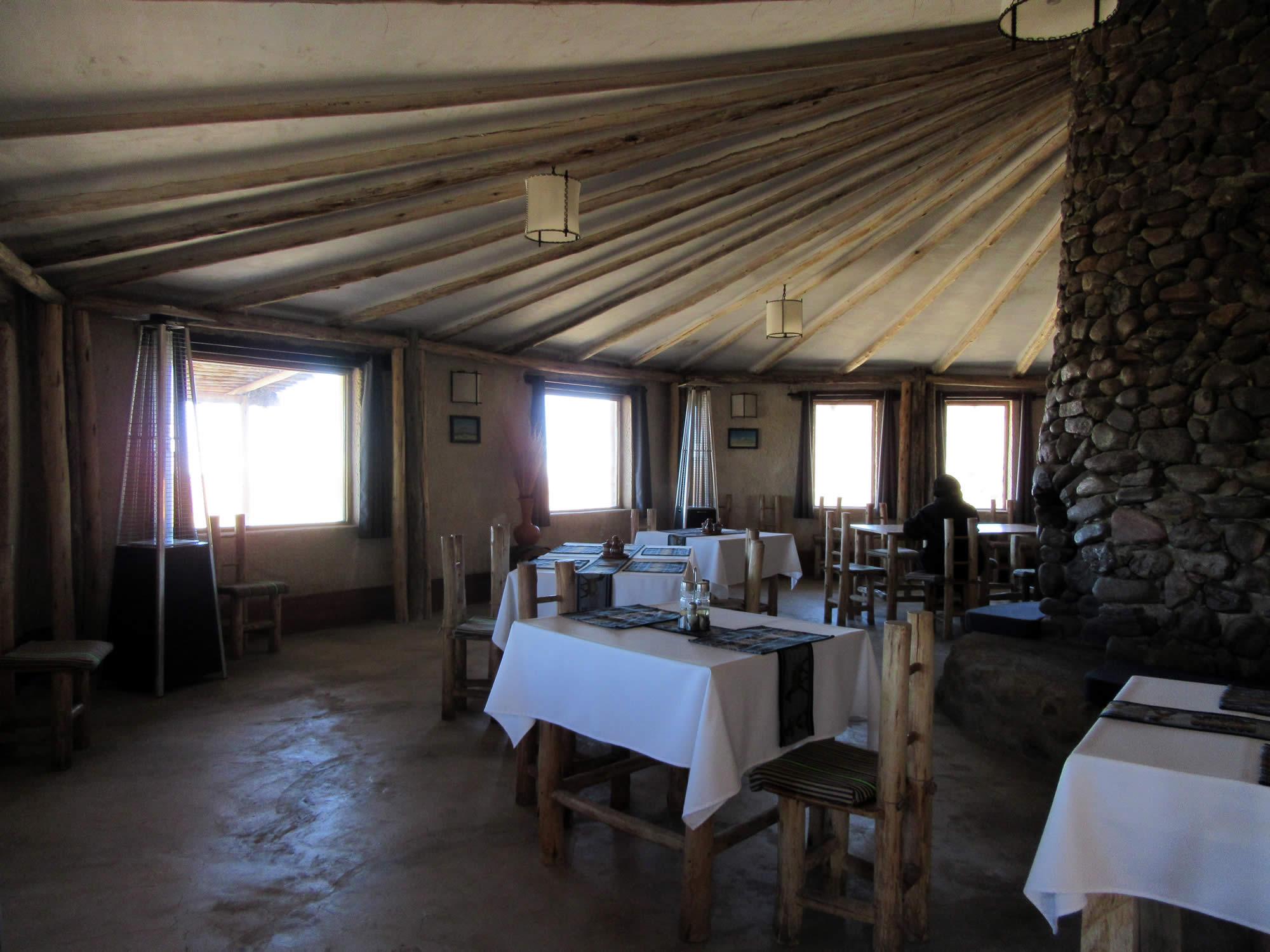Hotel Tayka de Sal dining room