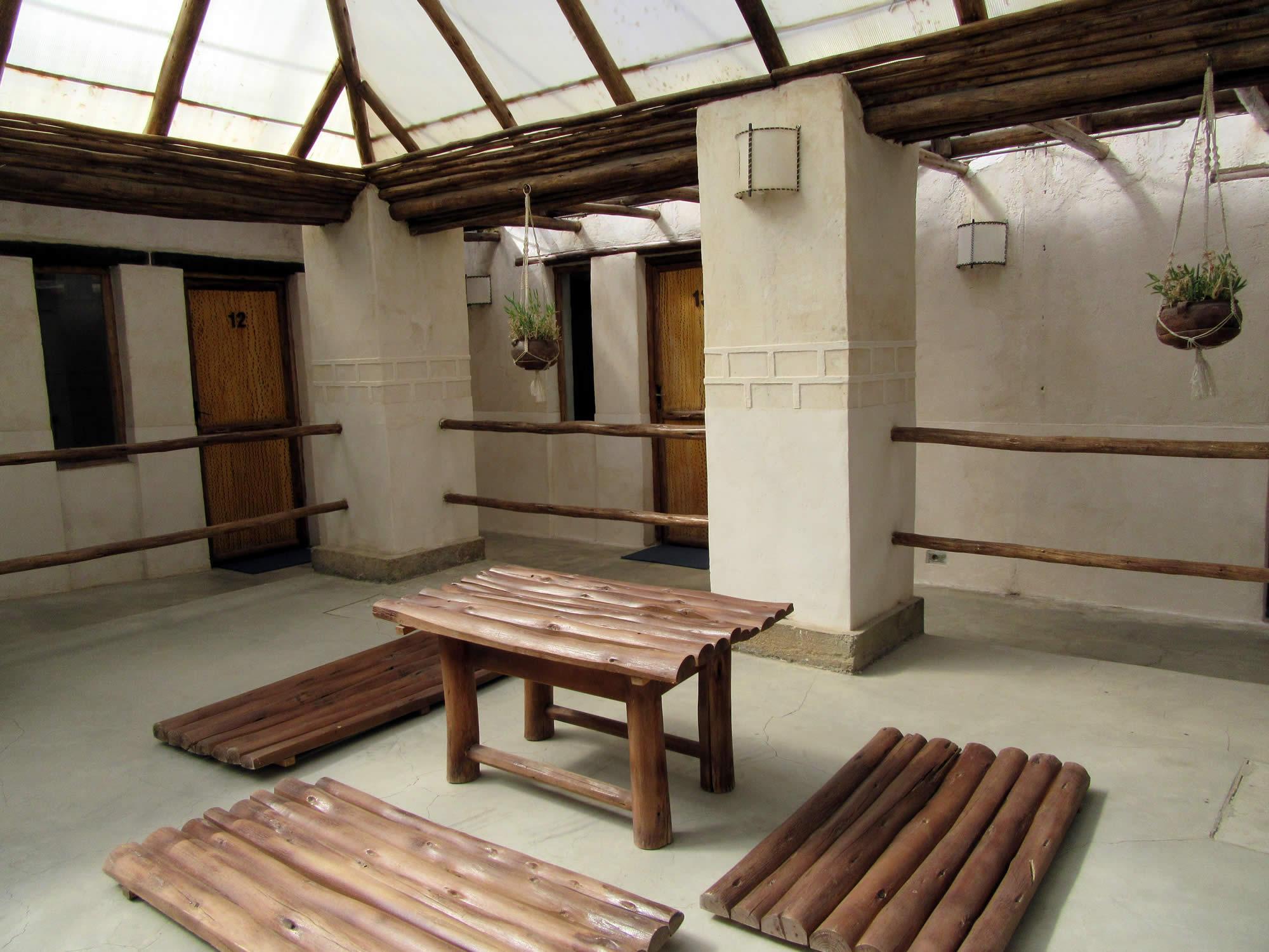 Hotel de Sal Tayka interiors