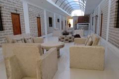 Casa Andina Salt Hotel lobby.