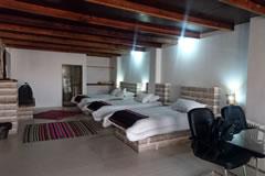 Casa Andina Salt hotel triple room.
