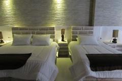 Room at the Casa Andina Salt hotel