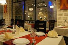 Palacio de Sal restaurant.