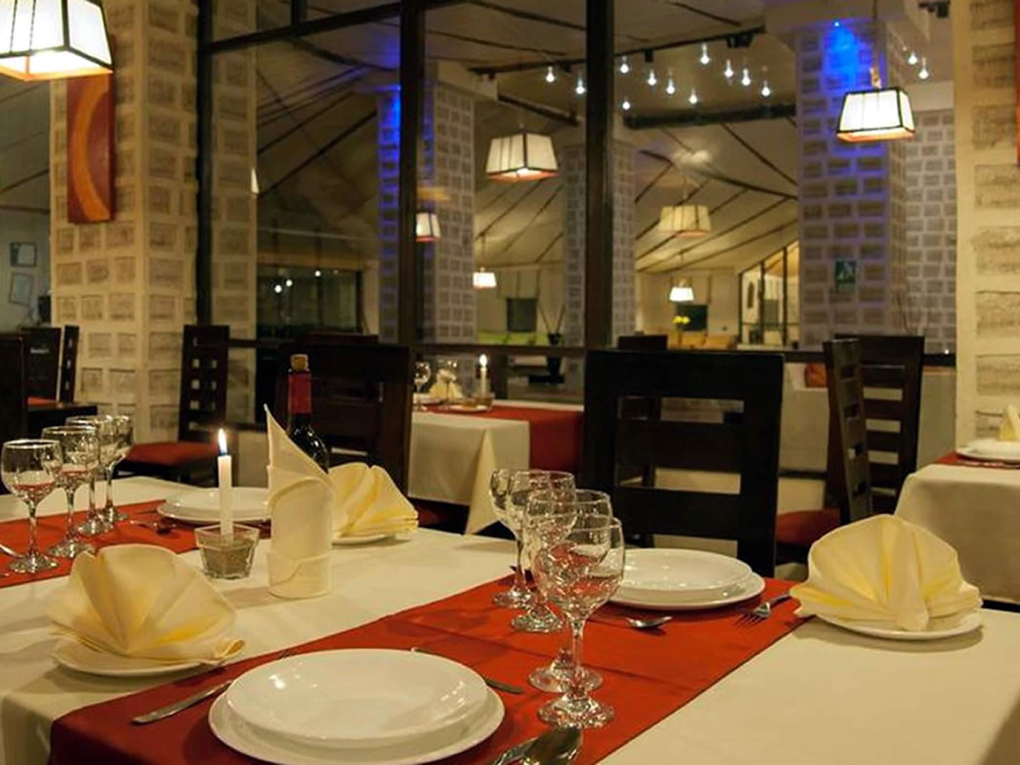 Palacio de Sal restaurant